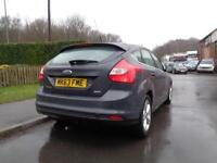 Ford Focus 1.6TDCi ( 115ps ) 2013MY Zetec