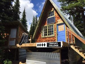 Ski Cabin for Sale (Hudson Bay Mountain) Smithers