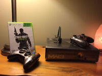 MW3 Limited Edition Xbox 360 console with 320 Gig drive.