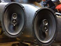 JBL 6x9's car speakers