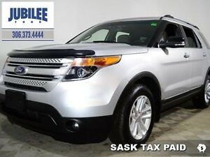 2013 Ford Explorer XLT  - sk tax paid - Bluetooth -  Heated Seat