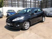 Ford Fiesta 1.6TDCi ( 95ps ) 2010.5MY Zetec