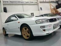 1998 Subaru Impreza STI Type R Version 5 GC8 - 14984 MILES Saloon Petrol Manual