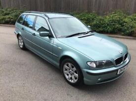 BMW 320 2.0TD 2004MY d SE Touring