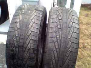 """225/60R17""GENERAL ALTIMAX"