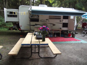 2007 21 RS Shamrock Travel Trailer by Forest River $9995.00