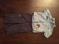 24 Months cargo outfit