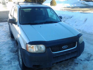 2003 Ford Escape xlt VUS