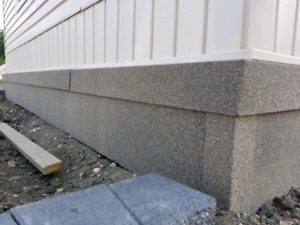 Manufactured Home Skirting