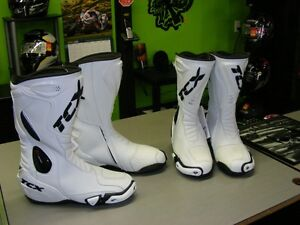 TCX Race Boots - Small Size ideal for Ladies at RE-GEAR Kingston Kingston Area image 1