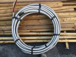 Cable BX 4/3 100 pieds
