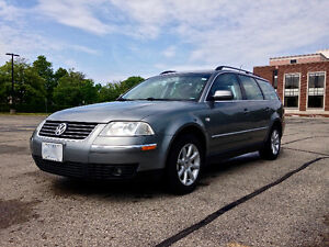 2004 Volkswagen Passat Wagon - has NO ISSUES!