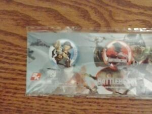 "Battleborn 1"" Buttons x 3 - never opened or removed Belleville Belleville Area image 2"