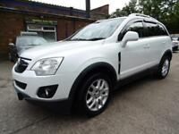 Vauxhall Antara EXCLUSIV CDTI ( PARKING SENSORS + FINANCE AVAILABLE)