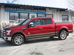 2015 Ford F-150 King Ranch  $250 VISA Gift Card until end of Feb