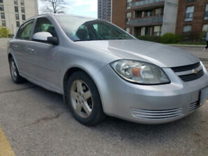 SELLING CHEVROLET COBALT (AS IS) LOW KM