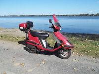 Honda elite 150
