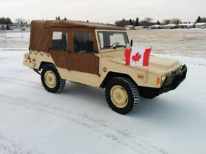 1984 Bombardier Iltis Canadian Force Military Army 4x4