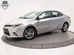 2014 Toyota Corolla LE CUIR TOIT MAGS