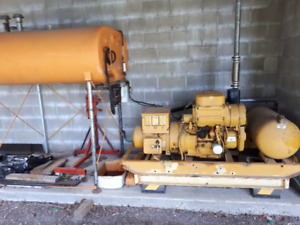 Newage Stamford Diesel Generator
