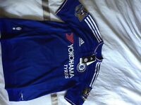 Chelsea FC Home 2015-2016 Authentic Jersey