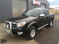 * SOLD * 2010 Ford Ranger 2.5TDCi XLT Double Cab 4x4 Pickup Diesel * Leather *