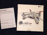 Hubsan X4 FPV Quadcopter, quad only - no transmitter replace your lost drone