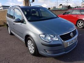 1 OWNER - VW TOURAN 1.9 TDI - FULL SERVICE HISTORY, 7 SEATS