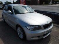 2009 59 BMW 1 SERIES 2.0 118D M SPORT 5D 141 BHP DIESEL