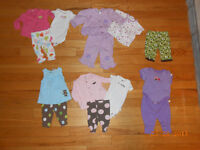 Lot of Girls Size New Born Clothes