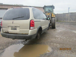 FINAL CHANCE 07 PONTIAC MONTANA FOR PARTS @ PICNSAVE WOODSTOCK!