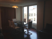 Old Montreal, furnished condo for rent, with parking