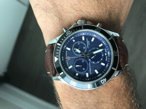 Swiss Legend Chronograph Watch