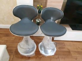 Pair of Brandnew Kitchen/Breakfast Bar stools