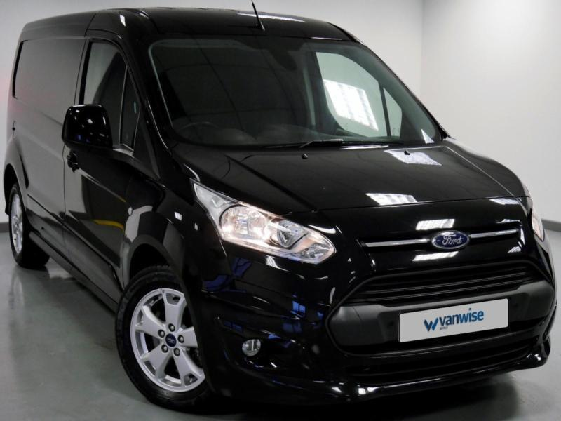 2017 Ford Transit Connect 1 5 Tdci 120ps Limited Van border=