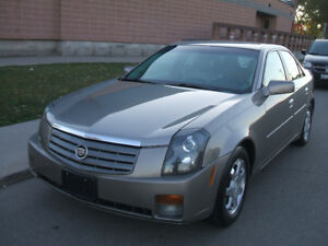 2004 Cadillac CTS 3.6L SFi - Leather, Roof, Mint