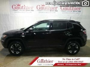 2017 Jeep Compass Trailhawk  - Back-Up Camera