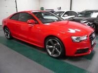 Audi A5 2.0TD ( 177ps ) 4X4 2014MY quattro Black Edition