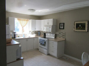 End unit 3 bedroom townhouse on Wentworth Cres