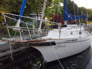 1983 29' Bayfield Cutter Rig Sailboat (Refitted, Mint)