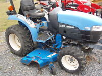 wanted tires for new Holland tc21d