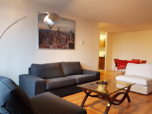 Downtown furnished apartment - Appartement meublé - 65$ per day