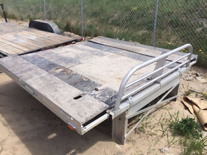 Quad/Sled deck $1500.00 Located in Crossfield, AB