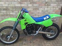 Kx 500 1986