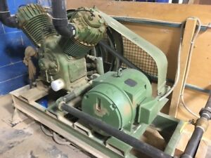 Swan 30 HP Compressor and dryer