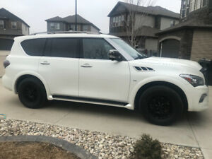 Well appointed luxury SUV for sale by owner
