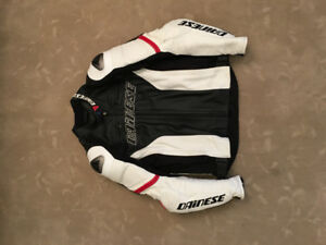 DAINESE RACING C2 LEATHER JACKET for men size 56