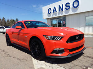 2015 Ford Mustang GT Premium Coupe BRAND NEW