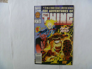 THE THING Comics by Marvel