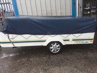 2006 Pennine Fiesta trailer tent